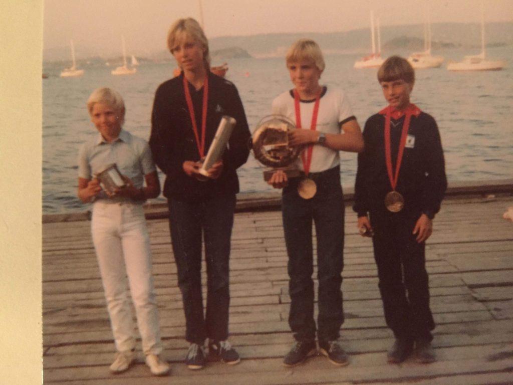 Vesta Hygea Cup premieutdeling 1983